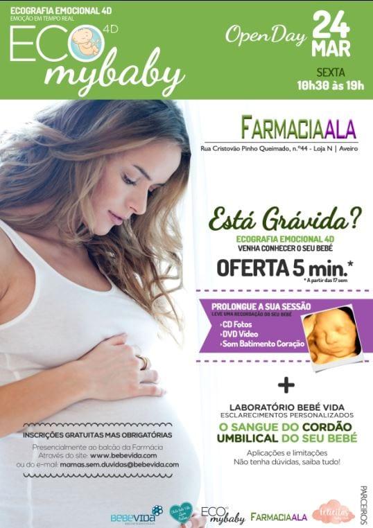 Bebé Vida apoia Open Day em Aveiro