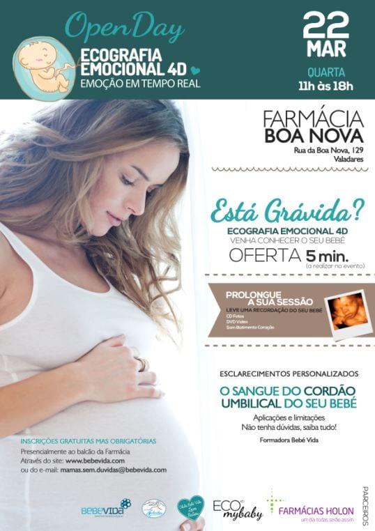 Bebé Vida apoia Open Day em Valadares