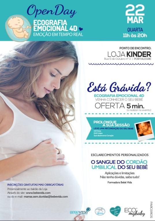 Bebé Vida apoia Open Day em Portalegre