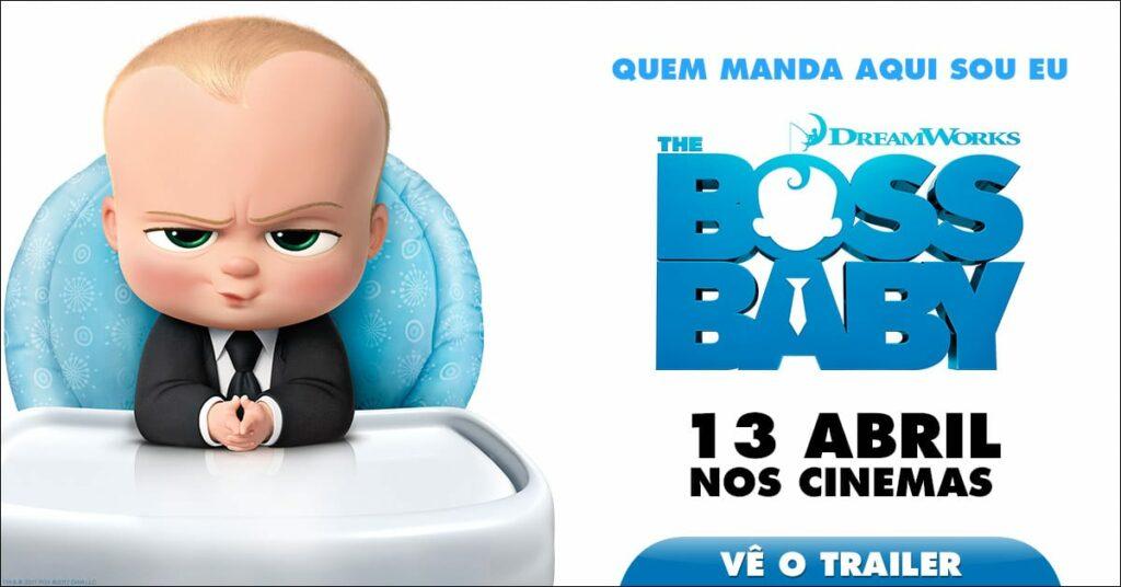 The Boss Baby - O Filme