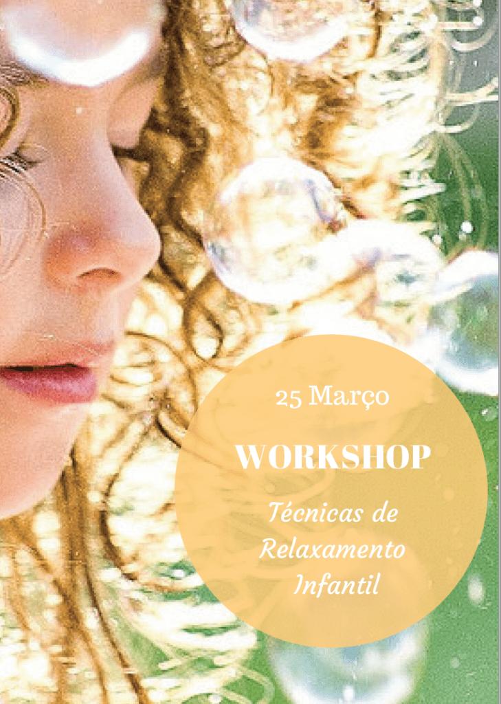 Workshop Técnicas de Relaxamento Infantil