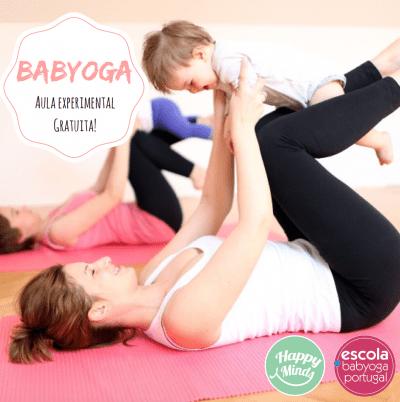 Babyoga  – Aula Experimental