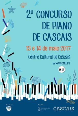 2º Concurso de Piano de Cascais