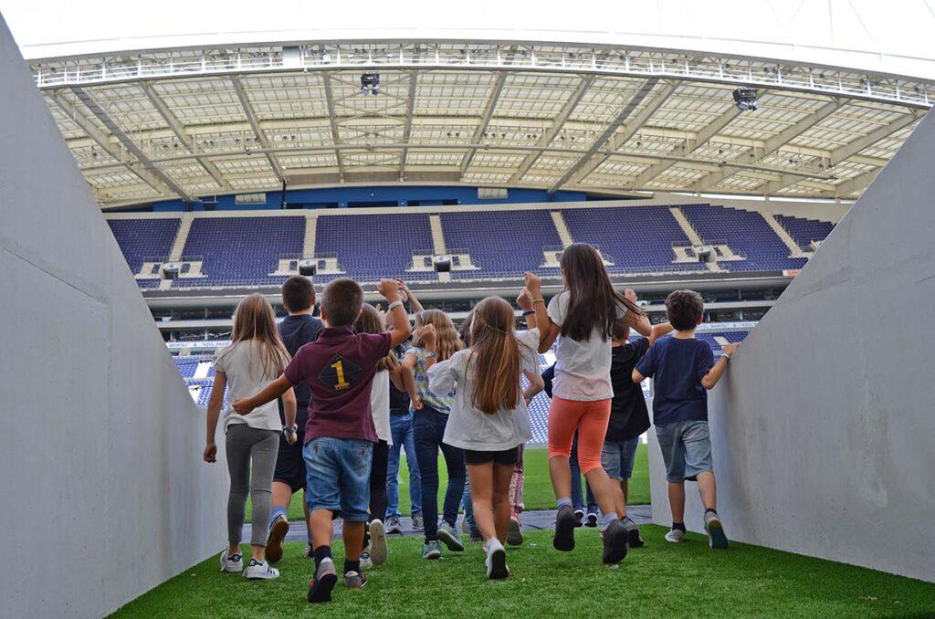 """Férias de Páscoa FC Porto – Oficina Criativa de Teatro: """"Vida de Ator"""""""