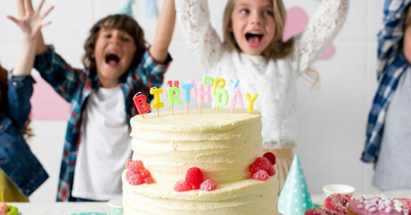 Como organizar uma festa de aniversário para crianças?