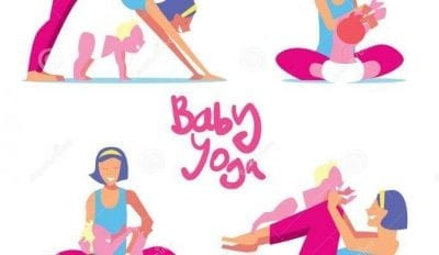 Workshop Baby Yoga 2 a 7 meses