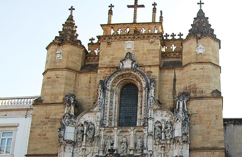 Igreja do Mosteiro de Santa Cruz (Panteão Nacional)