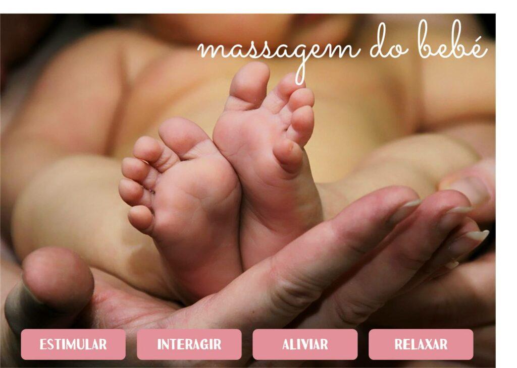 Curso de Massagem do Bebé