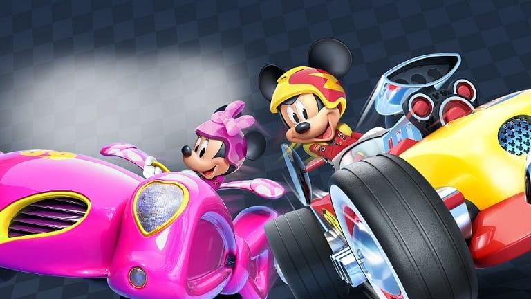 Mickey e os Superpilotos