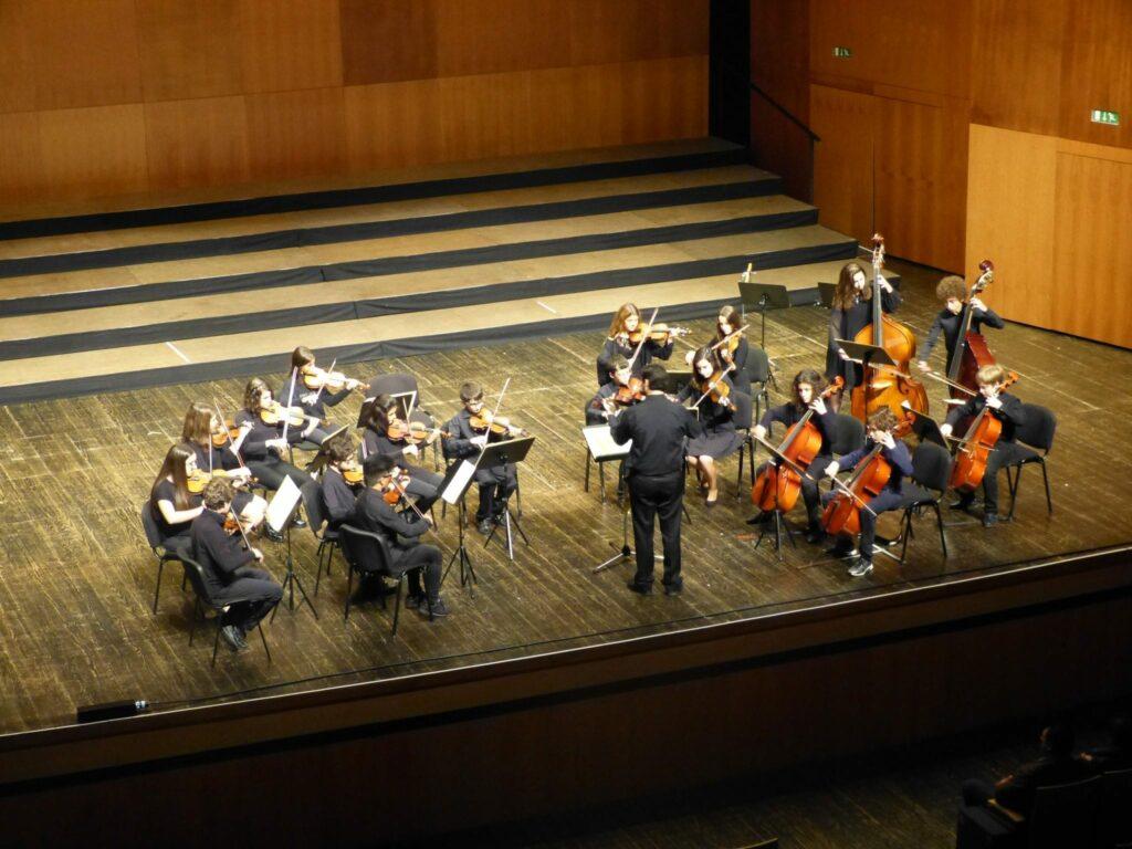 Orquestra de Cordas Juvenil
