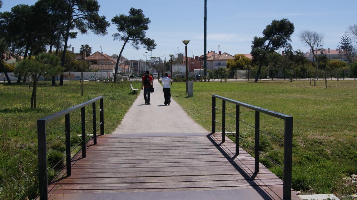 Parque Urbano da Costa da Caparica