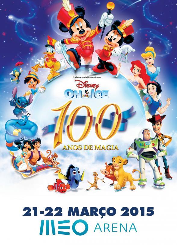 Passatempo Disney on Ice