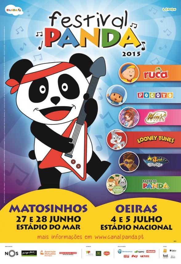 Passatempo - Festival Panda 2015