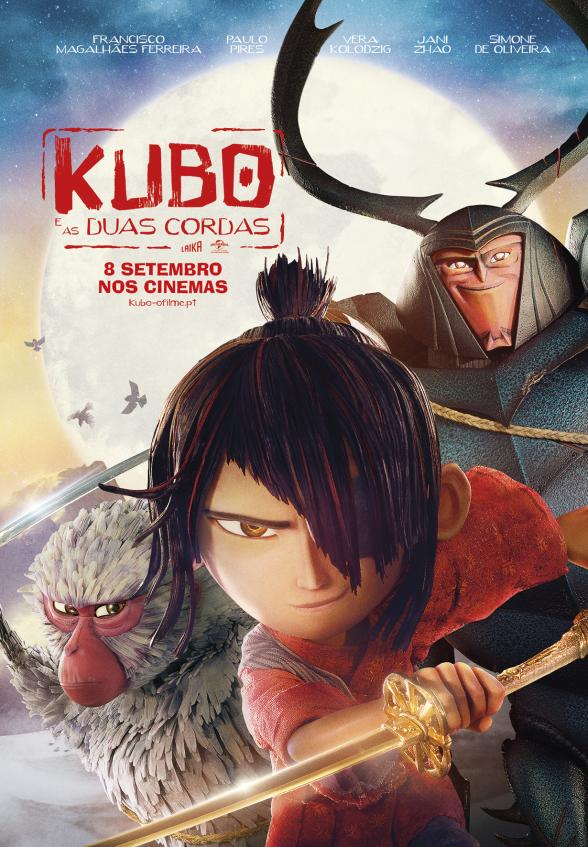 Filme Kubo e as Duas Cordas