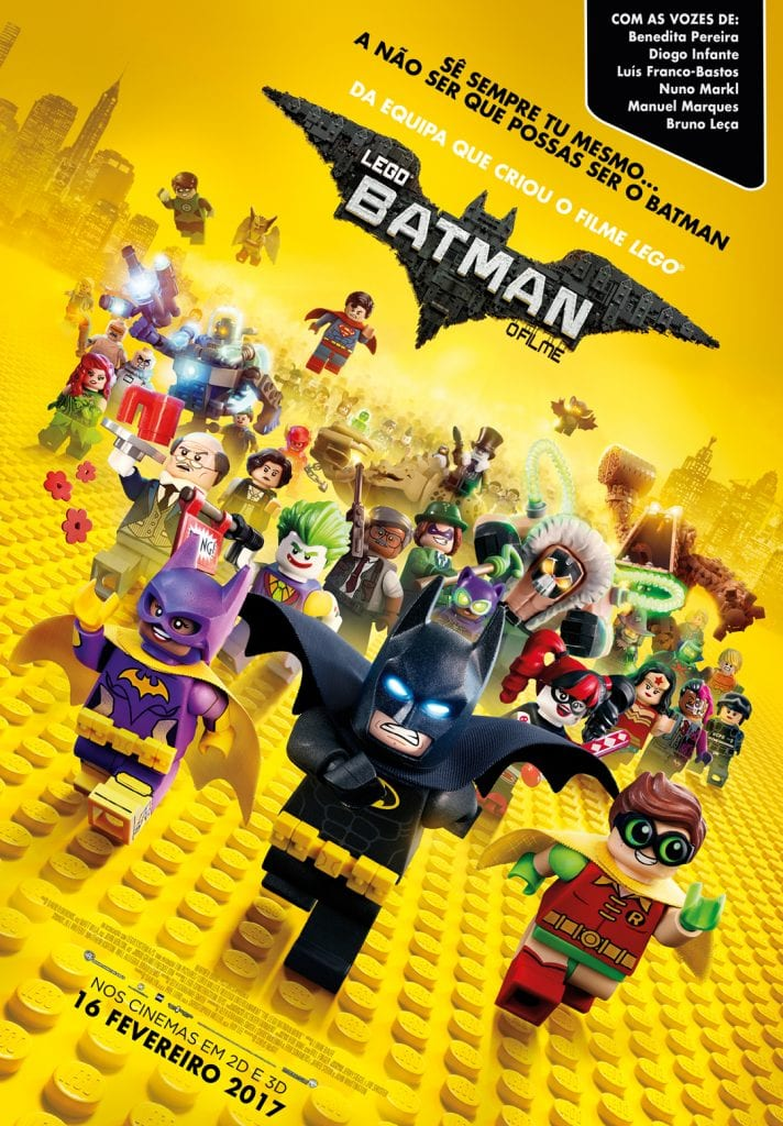 Passatempo - LEGO Batman: O Filme