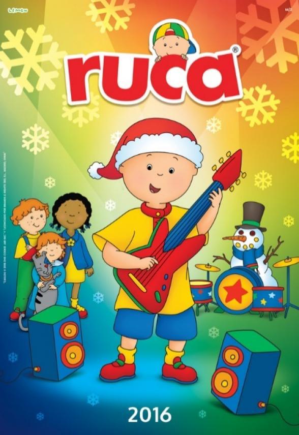 Passatempo Ruca - Concerto de Natal