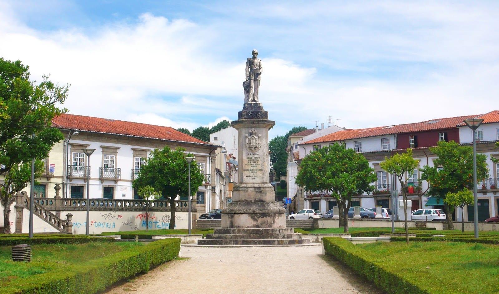 Praça Mouzinho de Albuquerque Braga