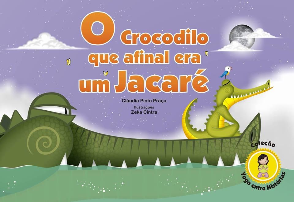 Yoga entre Histórias - O crocodilo que afinal era um jacaré