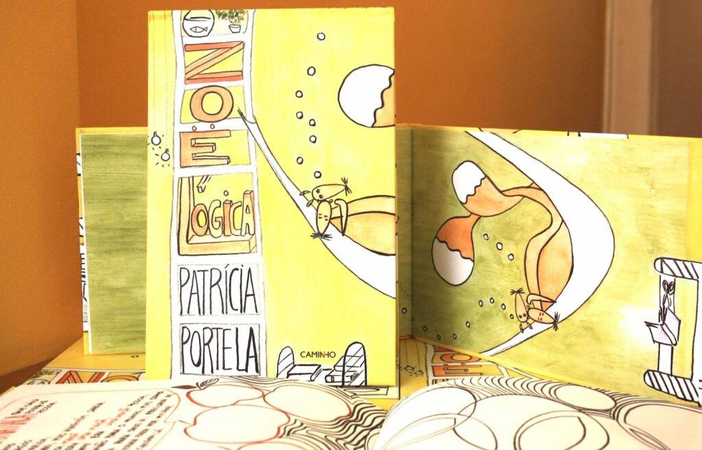 Oficina Zoëlógica c/ a autora Patrícia Portela