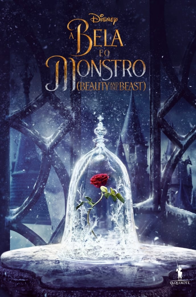 «A Bela e o Monstro», Disney – O livro do filme