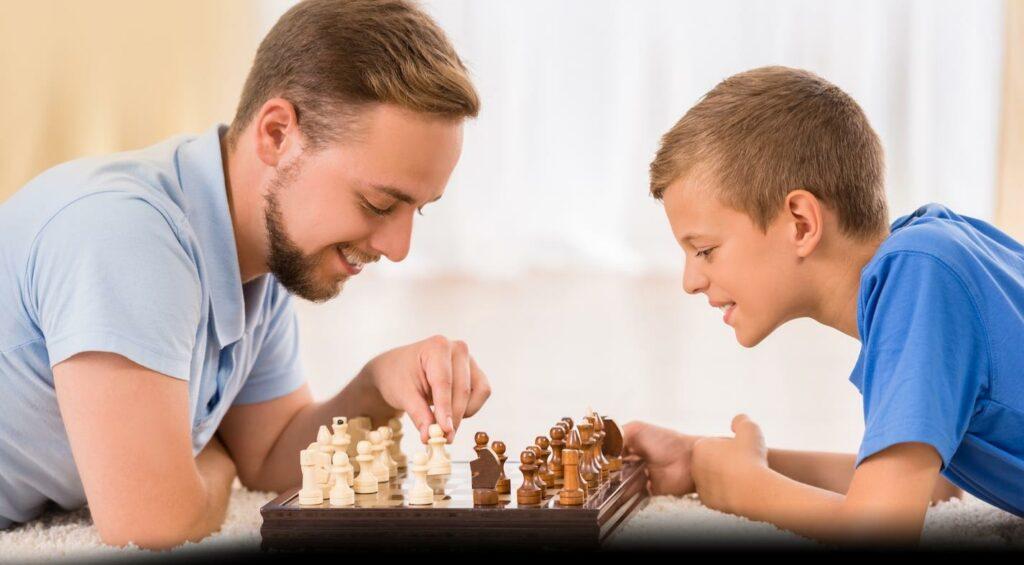 Dia do Pai Eventos Alegro Setúbal I Torneio de Xadrez