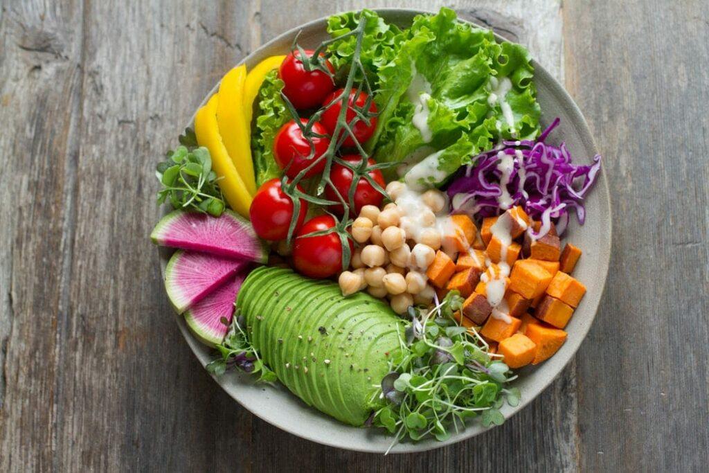 alimentação na gravidez - ingredientes