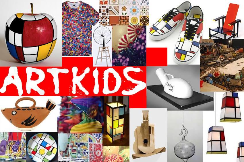 ARTE PARA TODOS: Objectos do dia a dia transformados em Obras de Arte