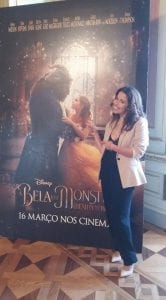 Sissi Martins, a voz de Bela