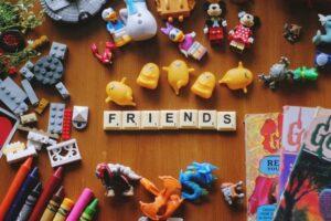 brinquedos para doar
