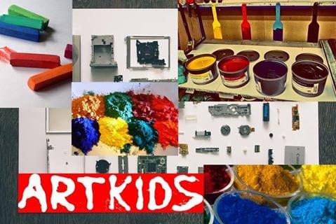 CIÊNCIA NA ARTE: Laboratório de Artes