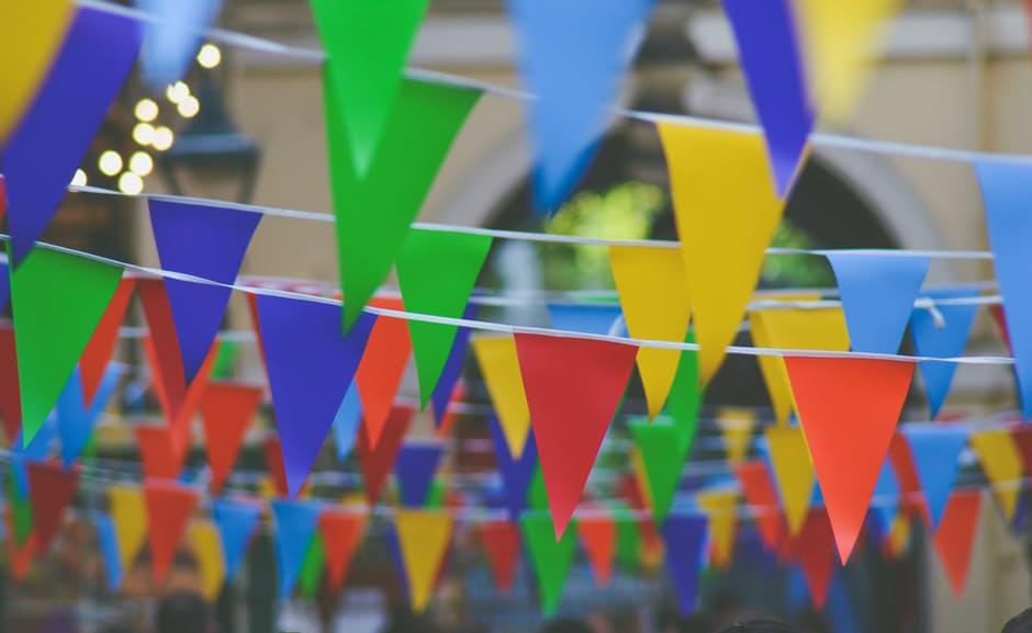 Guia Festas de Aniversário - Decoração