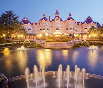 Disney's Hotel Disneyland Hotel Disneyland Paris