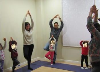 Yoga em Família – Missão Páscoa
