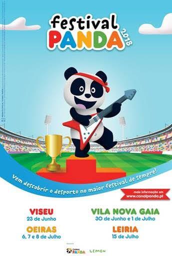 festival panda porto 2018