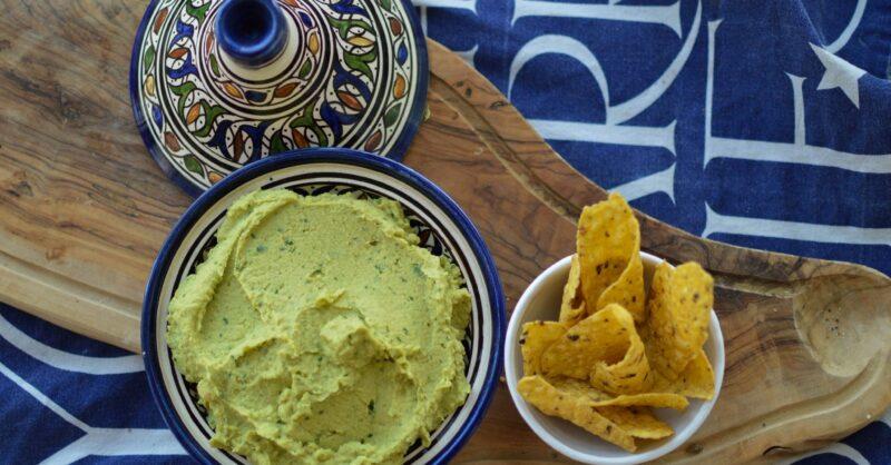 hummus-abacate