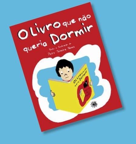 O livro que não queria dormir