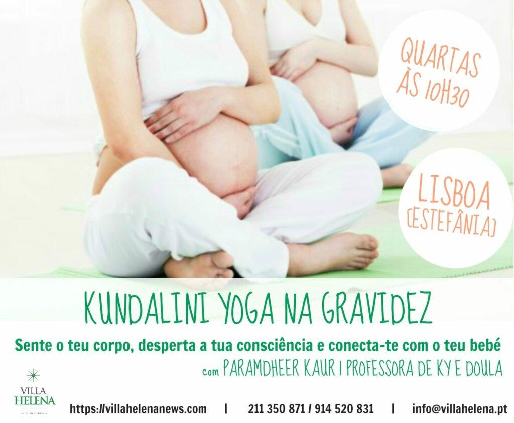 Aula ABERTA Kundalini Yoga para Grávidas