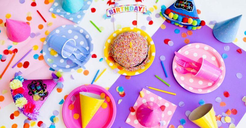 Guia Festas de Aniversário: como organizar a festa de aniversário perfeita?