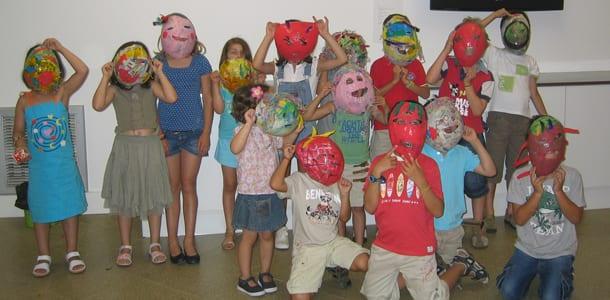 Atividades Festas Aniversário Museu do Oriente - Máscaras