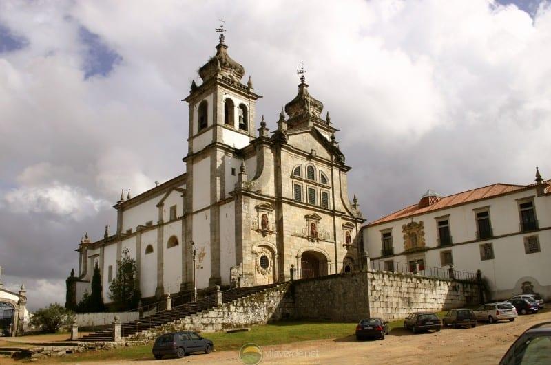 Mosteiro de S. Martinho De Tibães