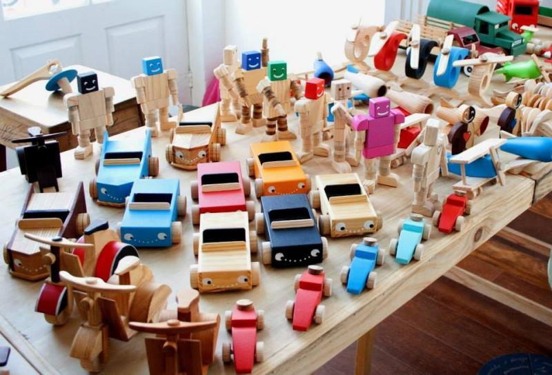 Sítios a visitar com crianças e toda a família: museu brinquedo português