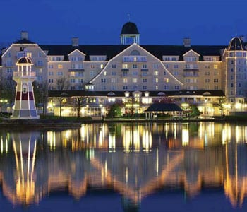 Disney's Hotel Newport Bay Disneyland Paris