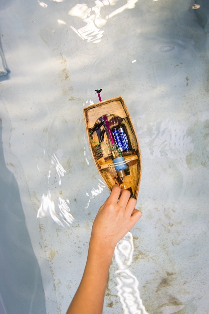 oficina criativa para as Férias da Páscoa no MAAT: Vamos navegar no museu?