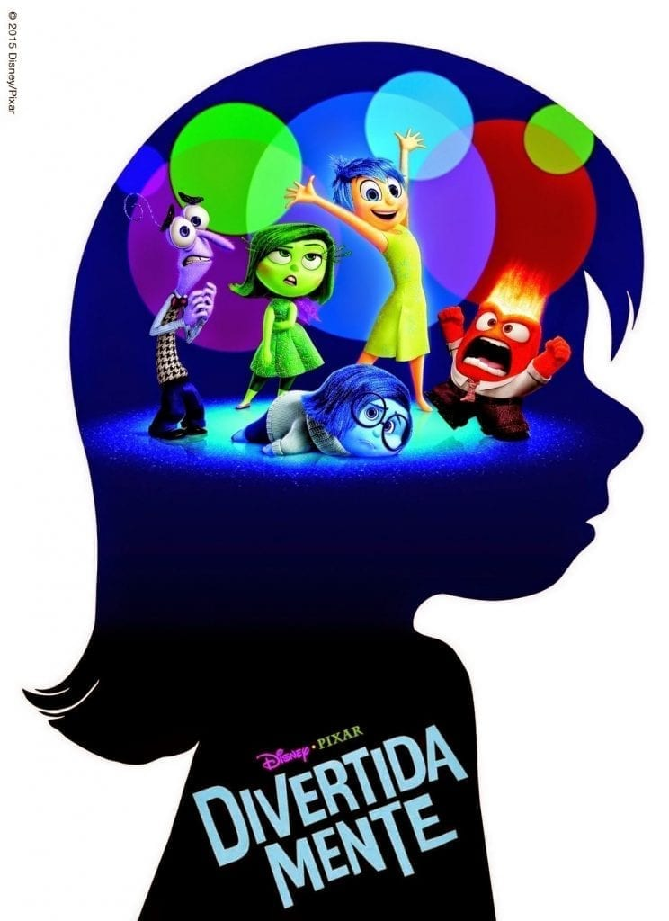 Passatempo Divertida-mente (Inside Out)