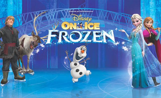 Passatempo | Disney On Ice: FROZEN