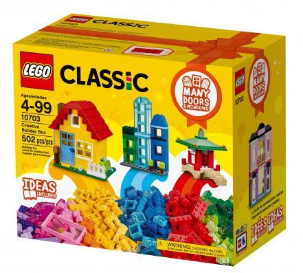 Passatempo - LEGO® Classic Caixa para Construtores Criativos