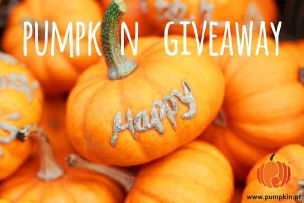 Pumpkin Giveaway 2014
