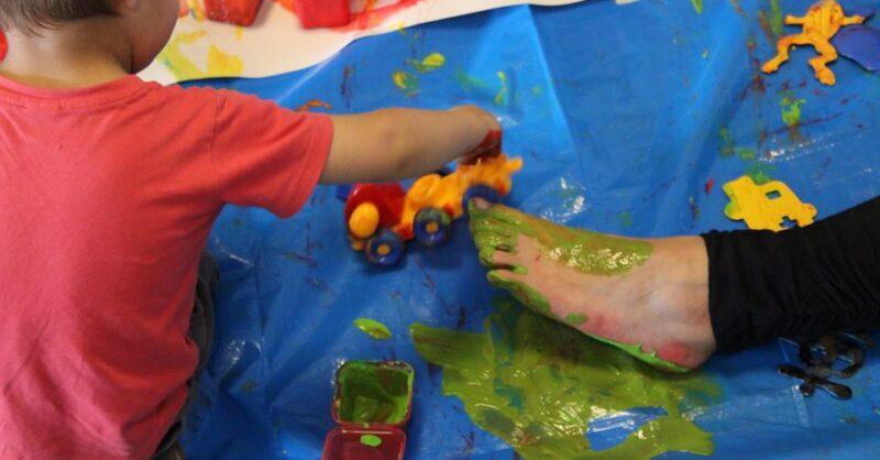 Pintura dos Pequeninos – Até à Lua