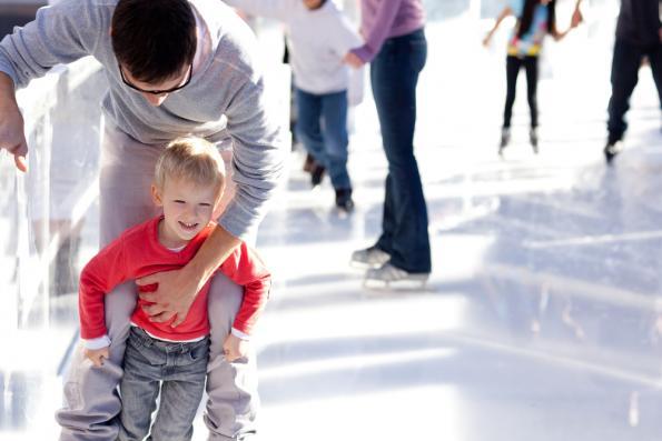 Pistas de Gelo com muita aventura para este Natal!