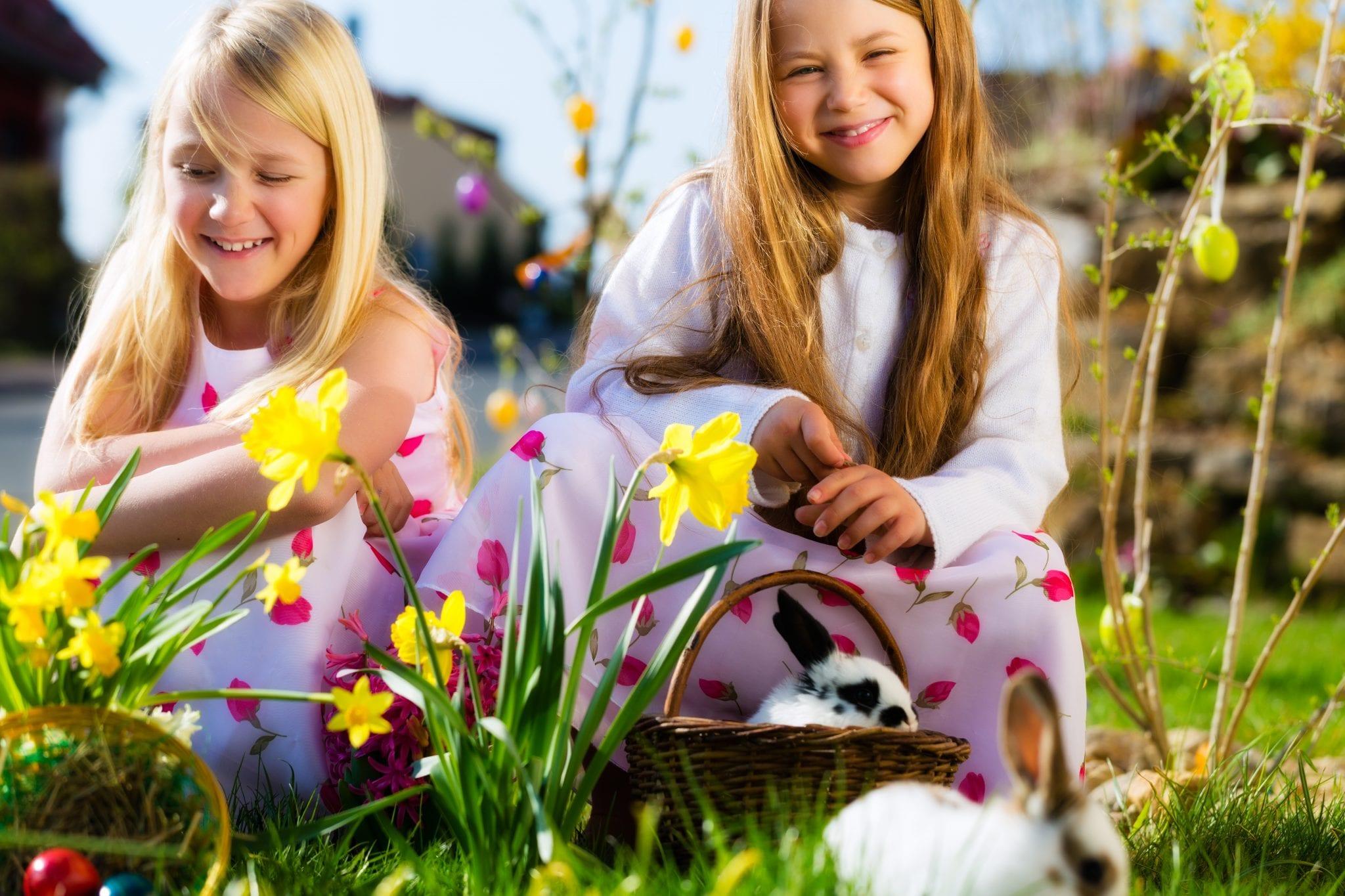 Atividades giras para ocupar as crianças nas férias da Páscoa